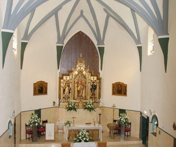 Interior Iglesia 3