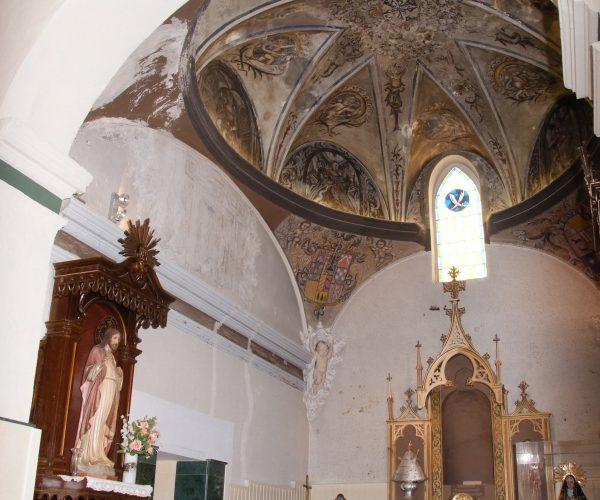 Interior Iglesia 2
