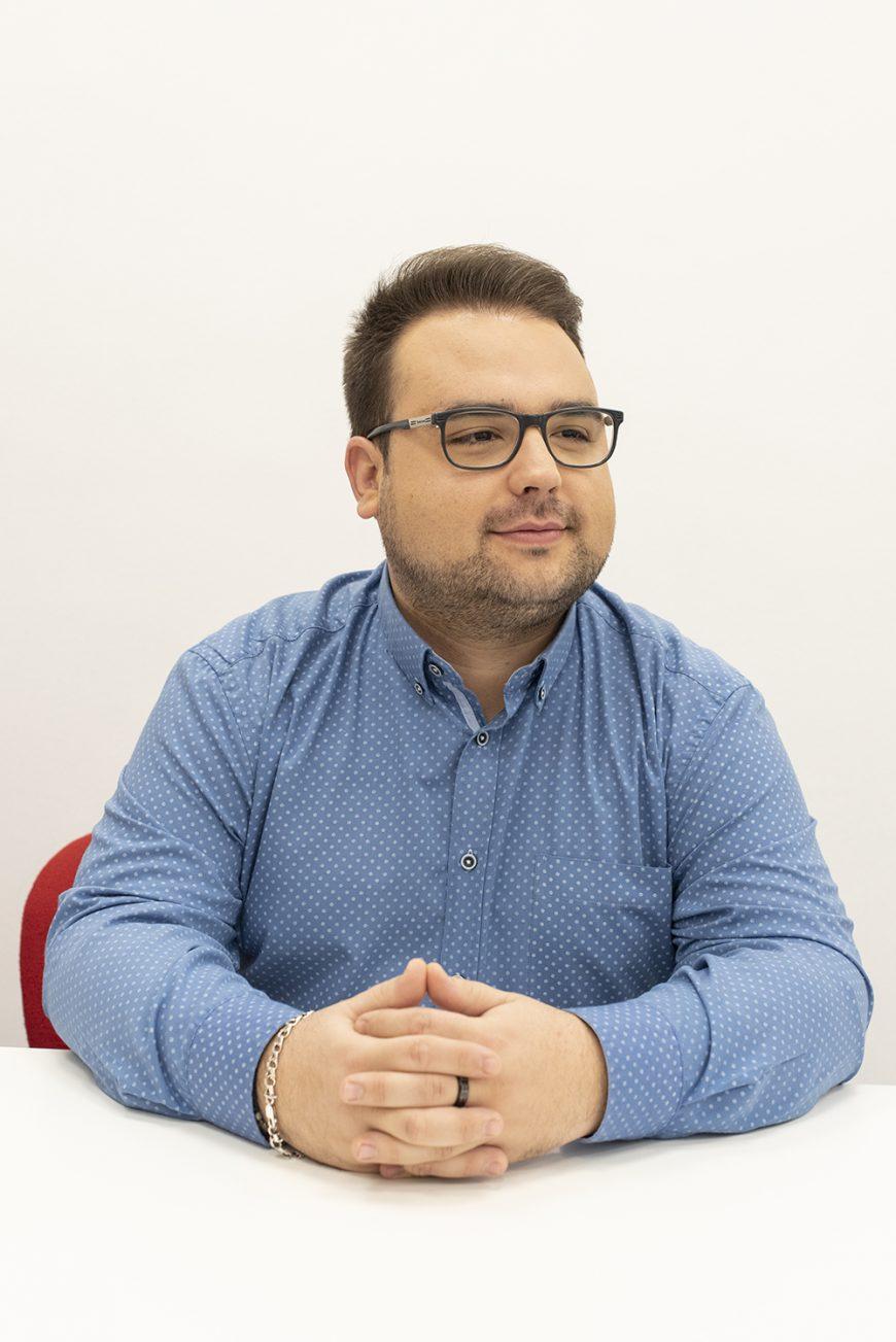 Alcalde Sr. D. José Ignacio Andrés Ginto